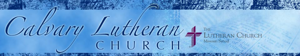 Cavalry Lutheran Church